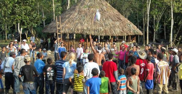 La Comunidad de Paz de San José de Apartadó : laureado ex-aequo 2011