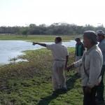 Vitalité du territoire Ayoreo au Paraguay