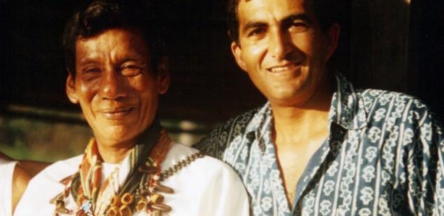 Taita Jose Becerra and Dr.Germán Zuluaga Ramirez, Colombia : laureates ex-aequo 2009