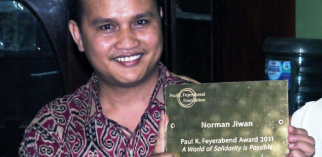 Norman Jiwan: indigenous activist to control palm oil expansion in Indonesia