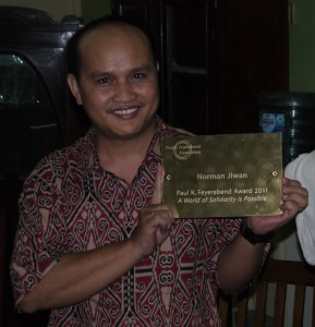 Norman Jiwan award