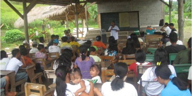 The B'laan of the Philippines keep seeking land and food security, social justice and peace !