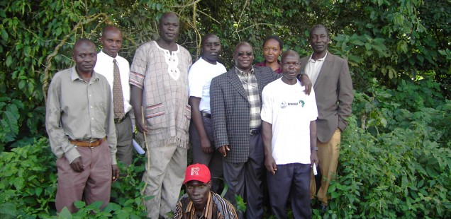 Faire face aux changements climatiques par la conservation des forêts culturelles en Ouganda