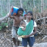 Small emergency relief for the Coron Island's communities battered by Typhoon Hayan (The Philippines)