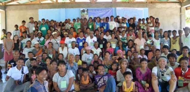 Solidarity and wise planning for the Tagbanua of the Calamian group of islands