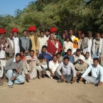 The Oran Resource Centre— a source of community empowerment in Rajastan (India)